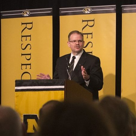 Chancellor Cartwright delivers first 100 days speech on student success