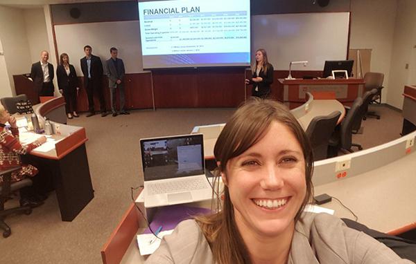 Maria Magner, Trulaske College of Business MBA student