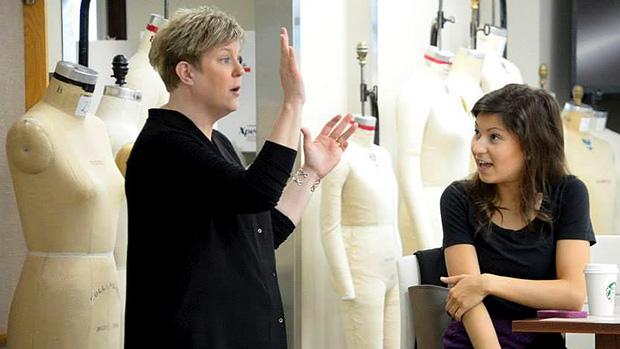 MU students work together to design adaptive clothing