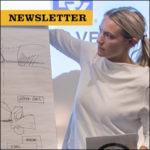 Newsletter. Mizzou engineering student presents ideas during Hyperloop hackathon