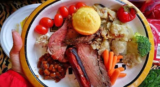 plate of food