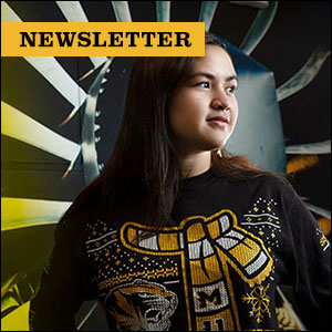 Inside Mizzou Newsletter. First Mizzou eSports recruit