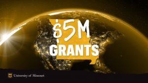 $5 Million Grant