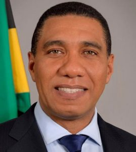 Most Honorable Andrew Holness