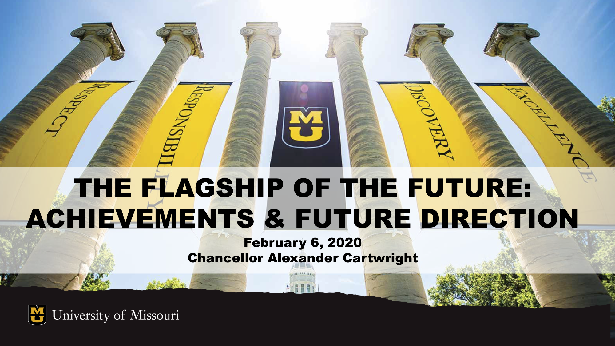 The Flagship of the Future: Achievements and Future Direction