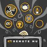 Remote Mizzou graphic